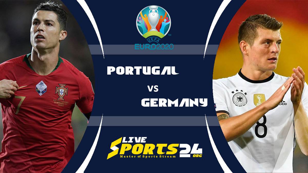 Euro 2020 Portugal vs Germany Live Stream: How to Watch Portugal vs Germany Free From Anywhere?