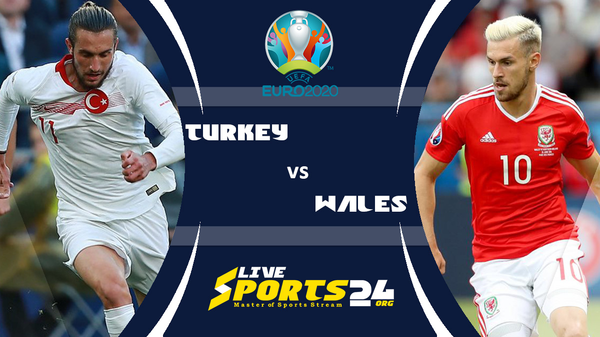 Euro 2020 Turkey vs Wales Live Stream: How to Watch Turkey vs Wales Free From Anywhere?
