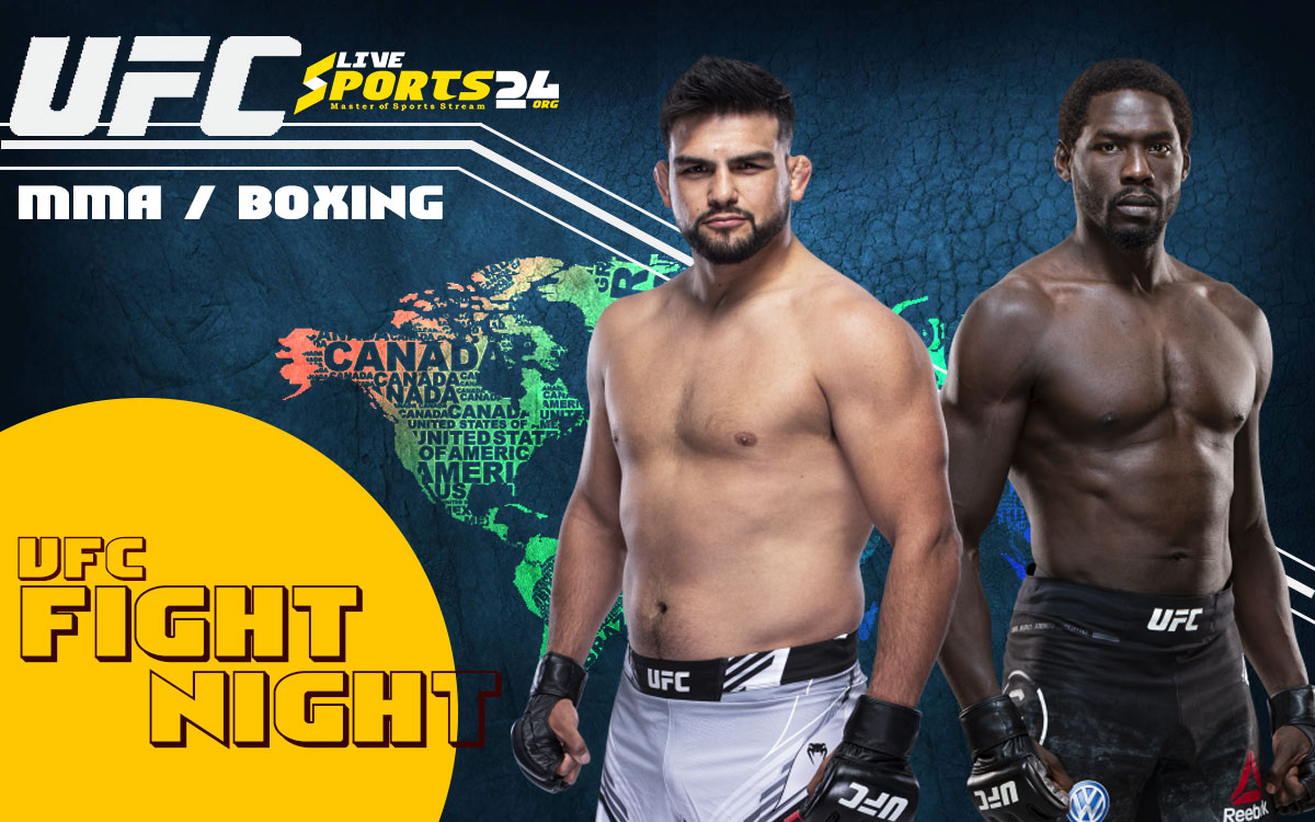 UFC on ESPN Live | How to Stream Cannonier vs Gastelum Live without Cable for FREE?