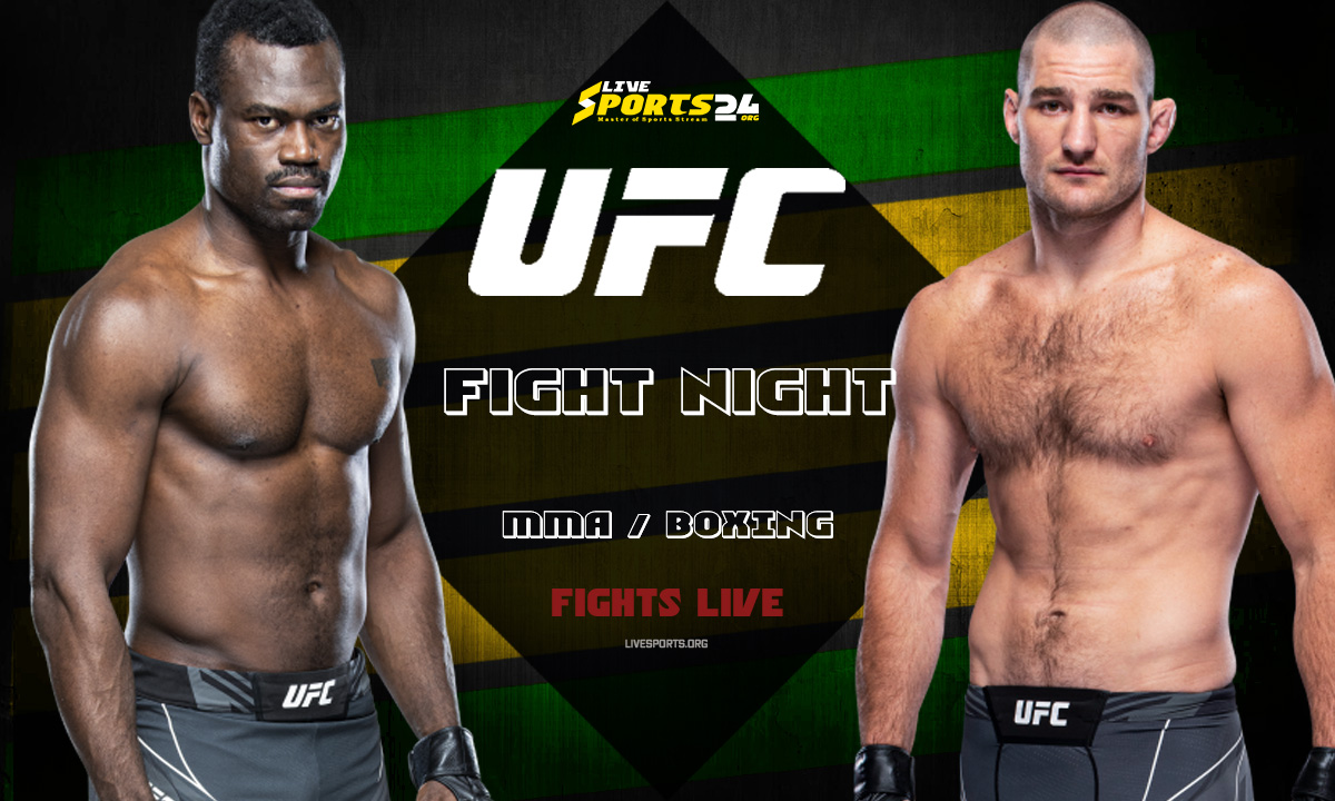UFC Fight Night Live | How to Stream Hall vs Strickland Live without Cable for FREE?