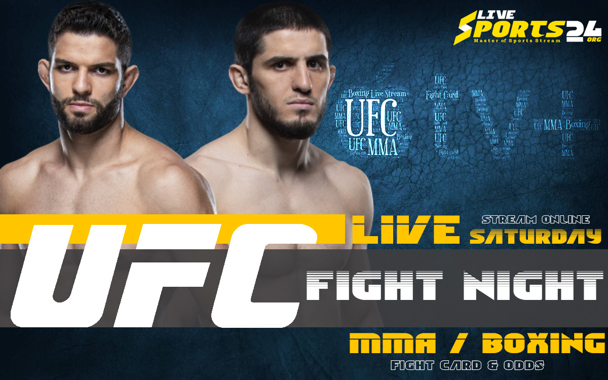 Makhachev vs Moises Fight Night | How to Watch UFC Makhachev vs Moises on Apple TV For Free