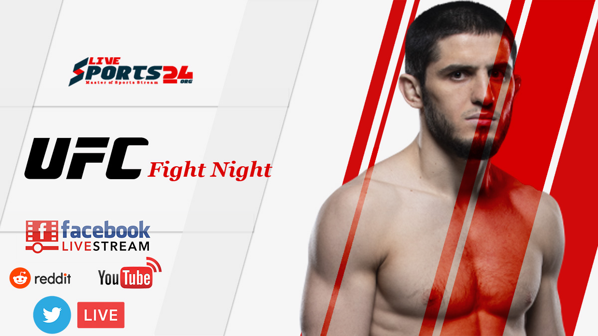 UFC Fight Night Live | How to Stream Makhachev vs Moises Live without Cable for FREE?