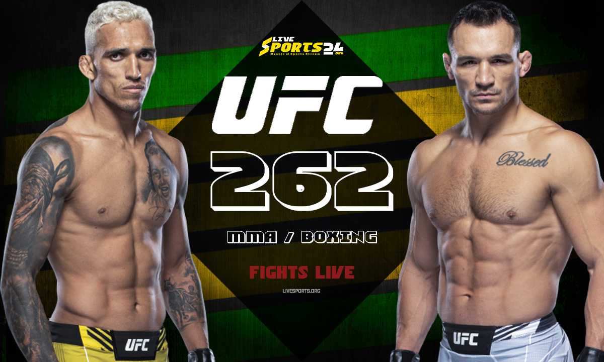 Oliveira vs Chandler Fight: What we to know about UFC 262 Fight Card