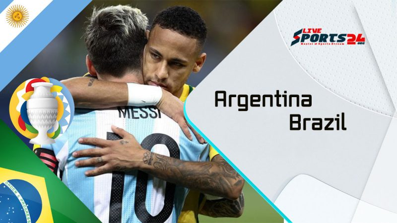 How to Watch 2021 Copa America Argentina vs Brazil Live