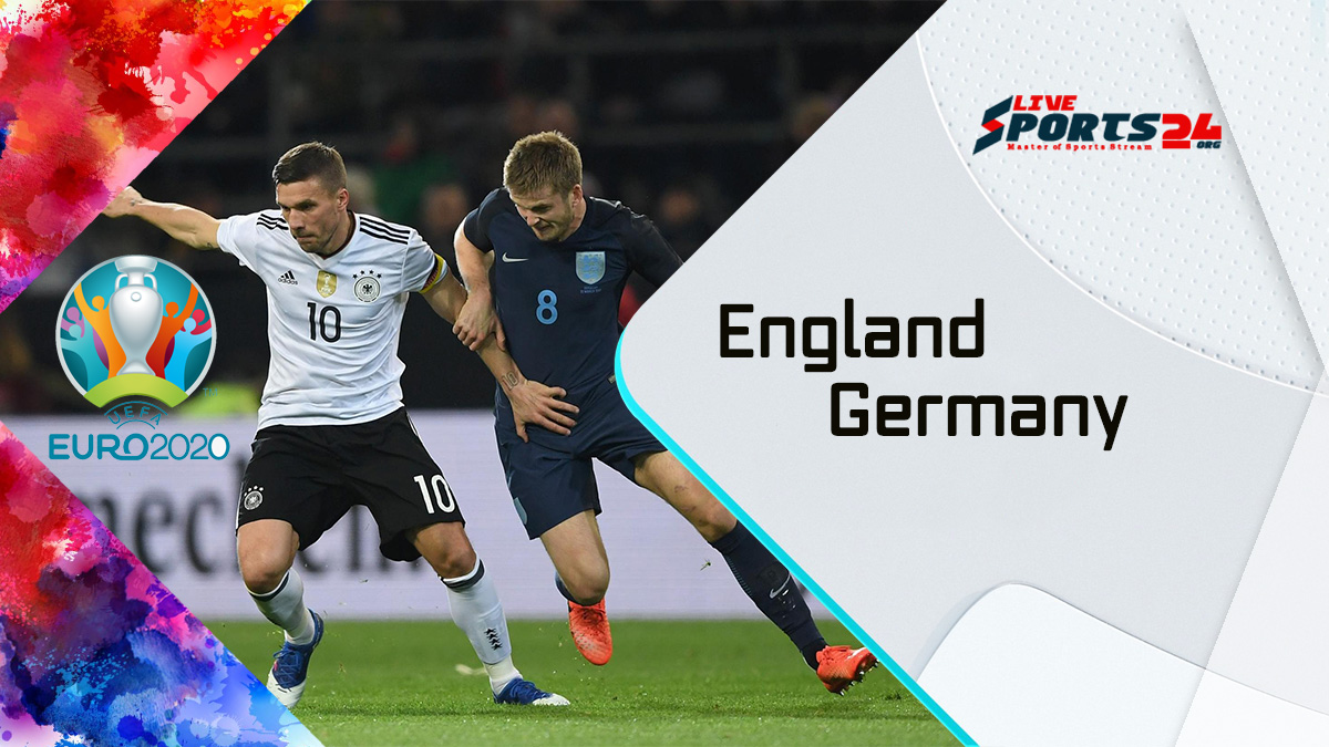 England vs Germany Euro 2020 Live Stream: How to Watch England vs Germany Free From Anywhere?