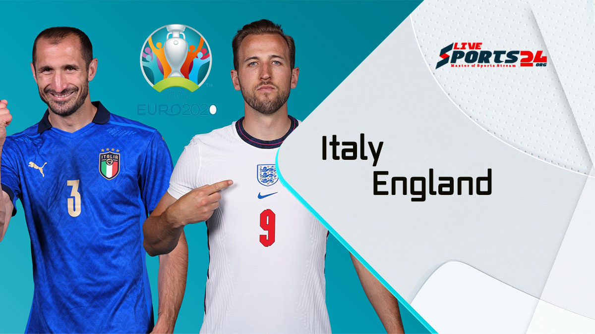 Italy vs England Euro 2020 Final Live Stream: How to Watch Italy vs England Free From Anywhere?