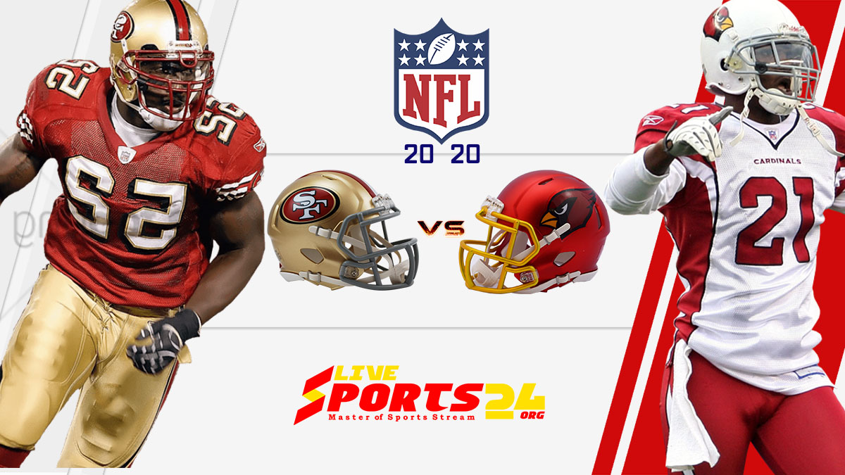 49ers vs Cardinals live