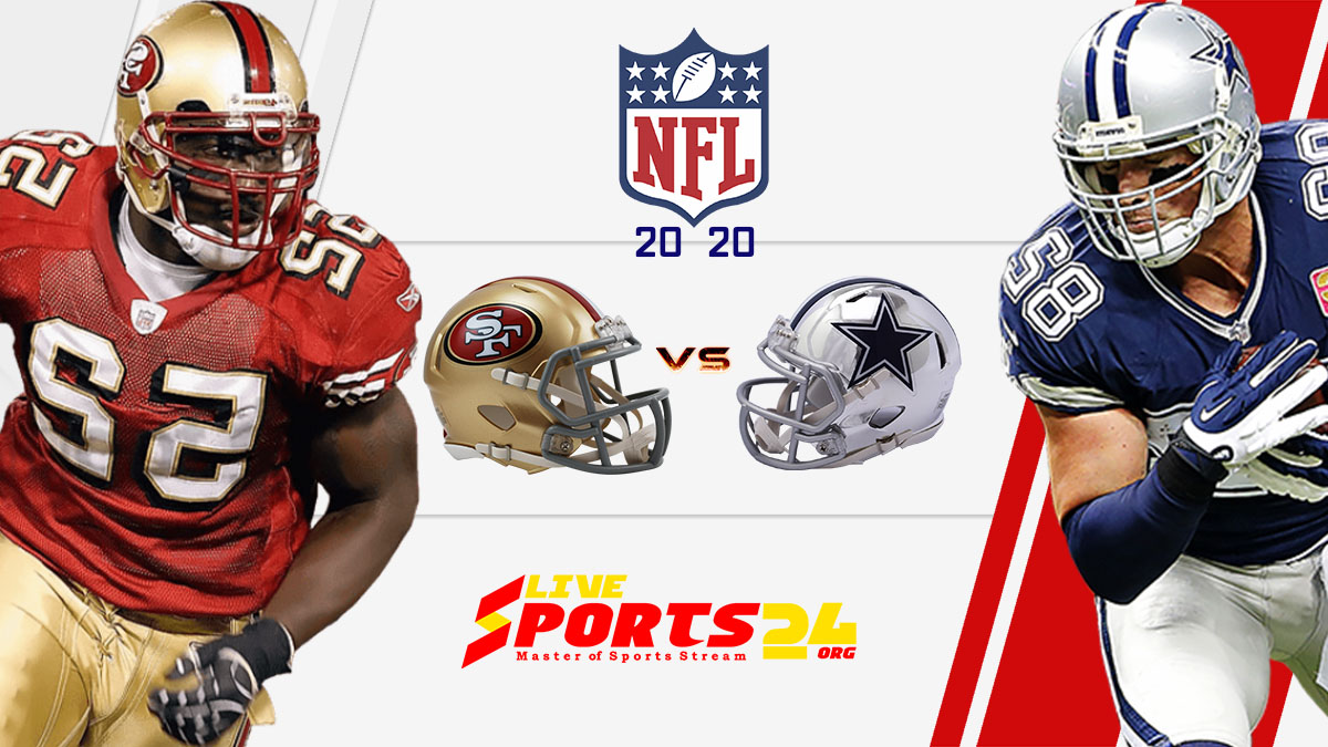49ers vs Cowboys live