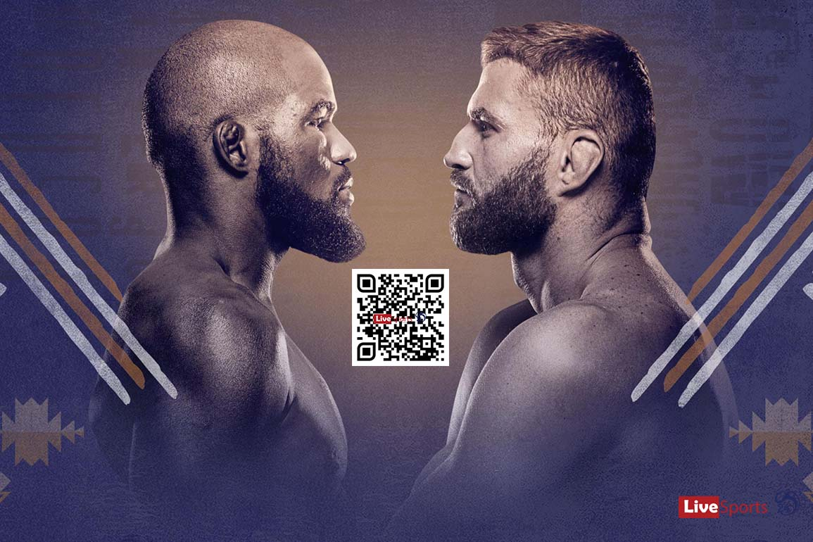 Corey Anderson vs Jan Blachowicz Live Stream