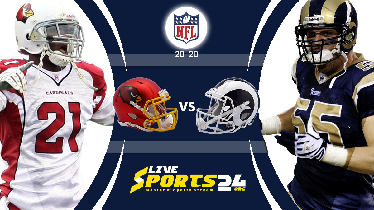 Rams vs Cardinals Live: How to watch Los Angeles vs Arizona live Prediction & odds