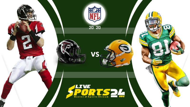 Falcons vs Packers live