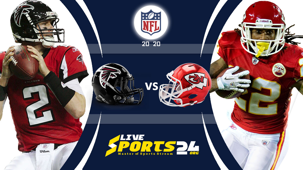 Falcons vs Chiefs Live: How to watch Atlanta vs Kansas City live Prediction & odds