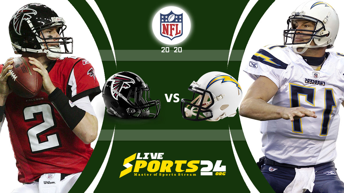 Falcons vs Chargers Live: How to watch Atlanta vs Los Angeles live Prediction & odds