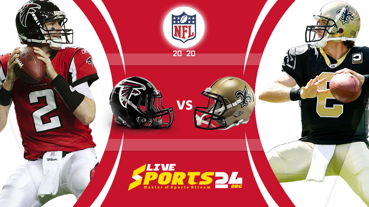 Falcons vs Saints Live: How to watch Atlanta vs New Orleans live Prediction & odds