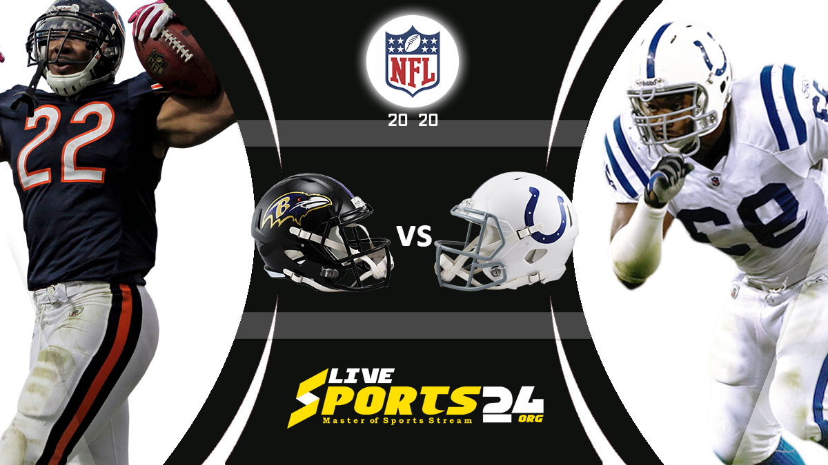 Ravens vs Colts Live: How to watch Baltimore vs Indianapolis live Prediction & odds