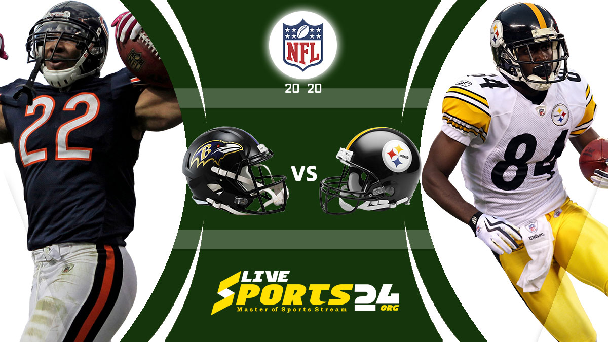 Ravens vs Steelers Live: How to watch Baltimore vs Pittsburgh live Prediction & odds