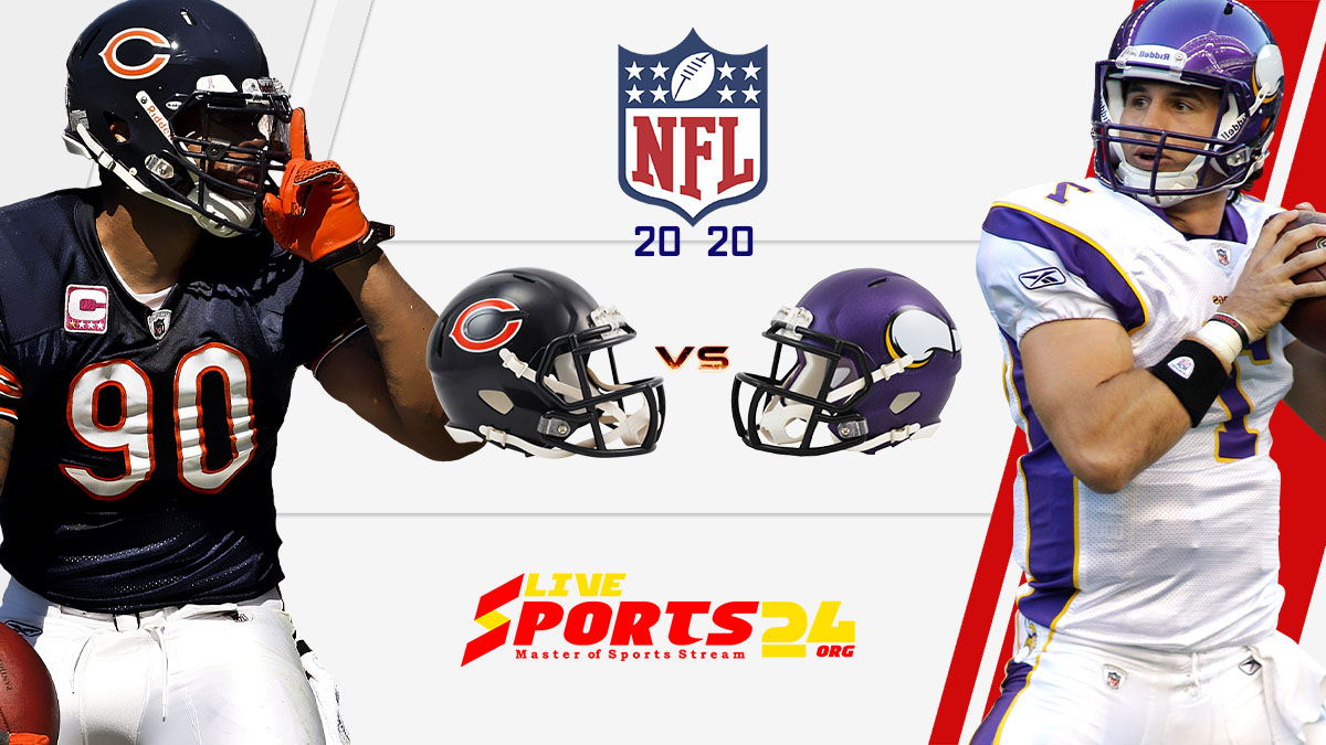 Bears vs Vikings live