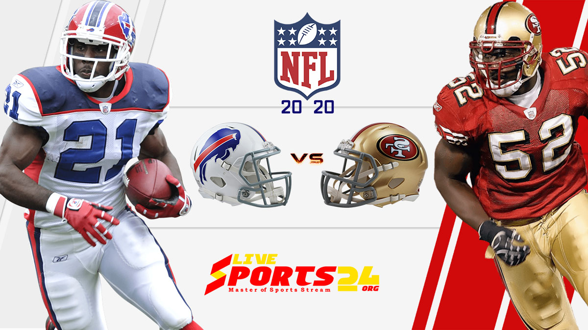 Bills vs 49ers live