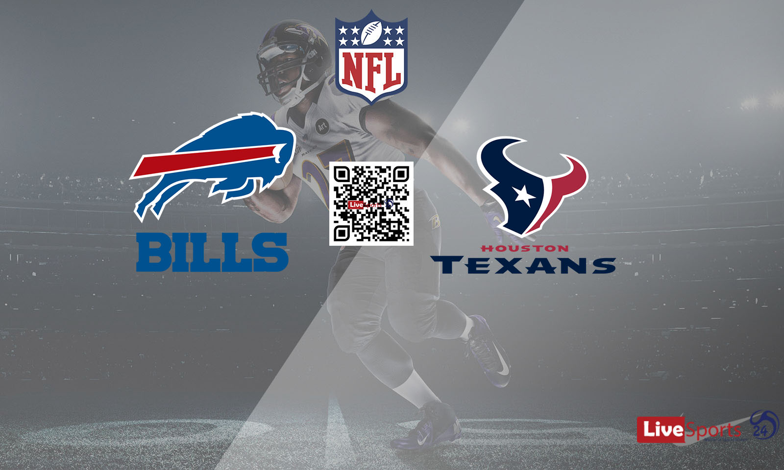 NFL 2019 Buffalo vs Houston Live Stream