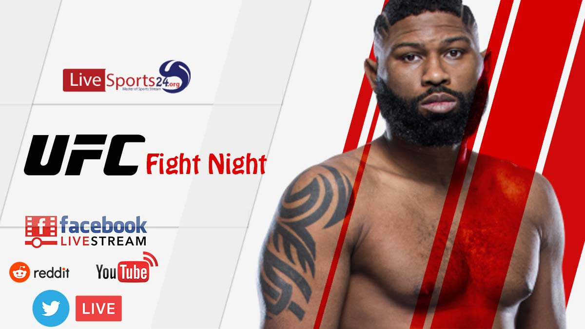How Can UFC Fight Night 177 Live Stream Reddit, Facebook, Twitter, YouTube