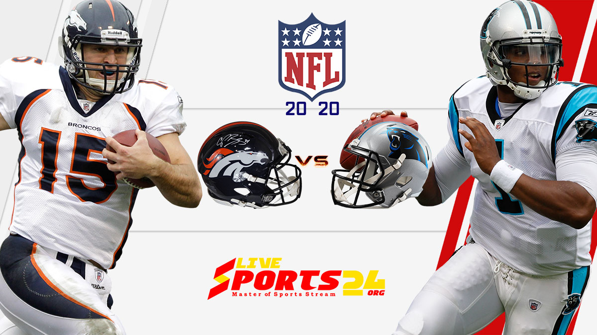 Broncos vs Panthers live