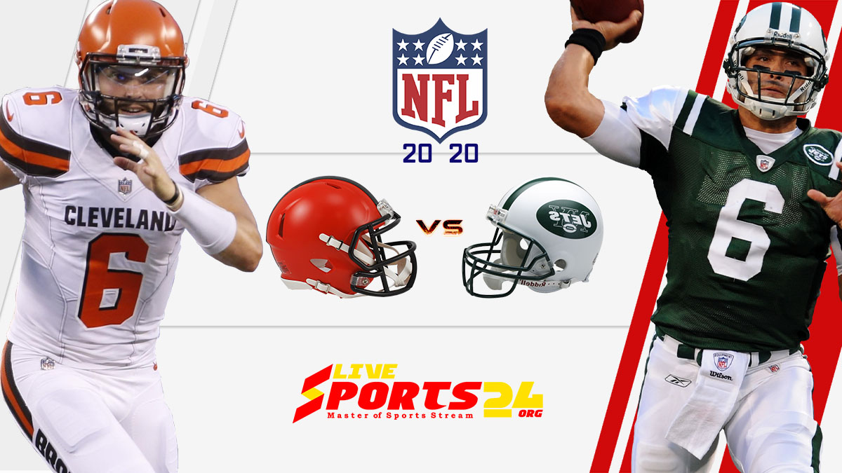 Browns vs Jets live