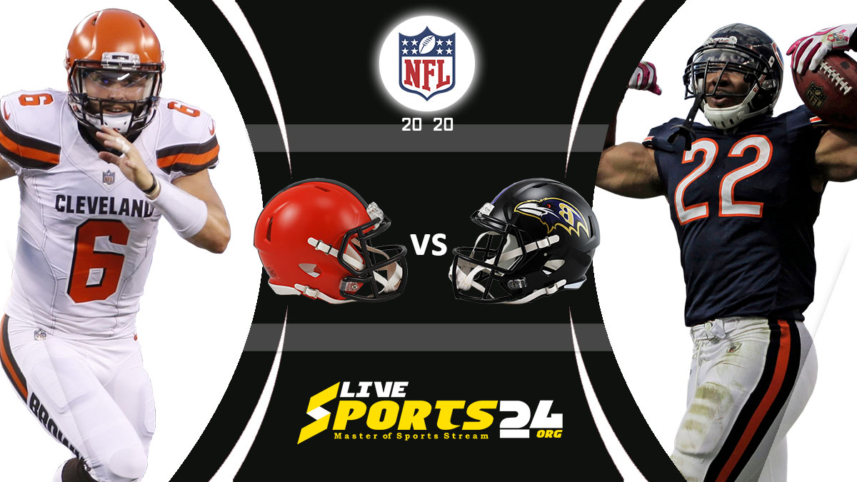 Browns vs Ravens Live: How to watch Cleveland vs Baltimore live Prediction & odds