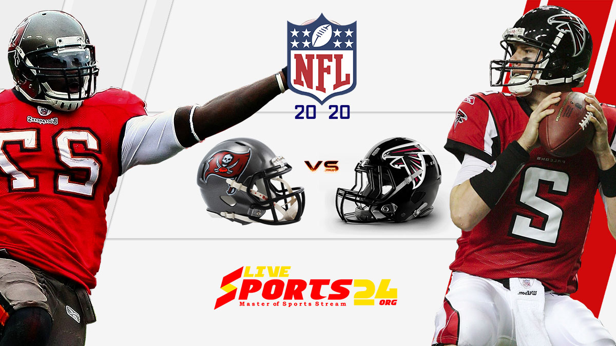 Buccaneers vs Falcons live