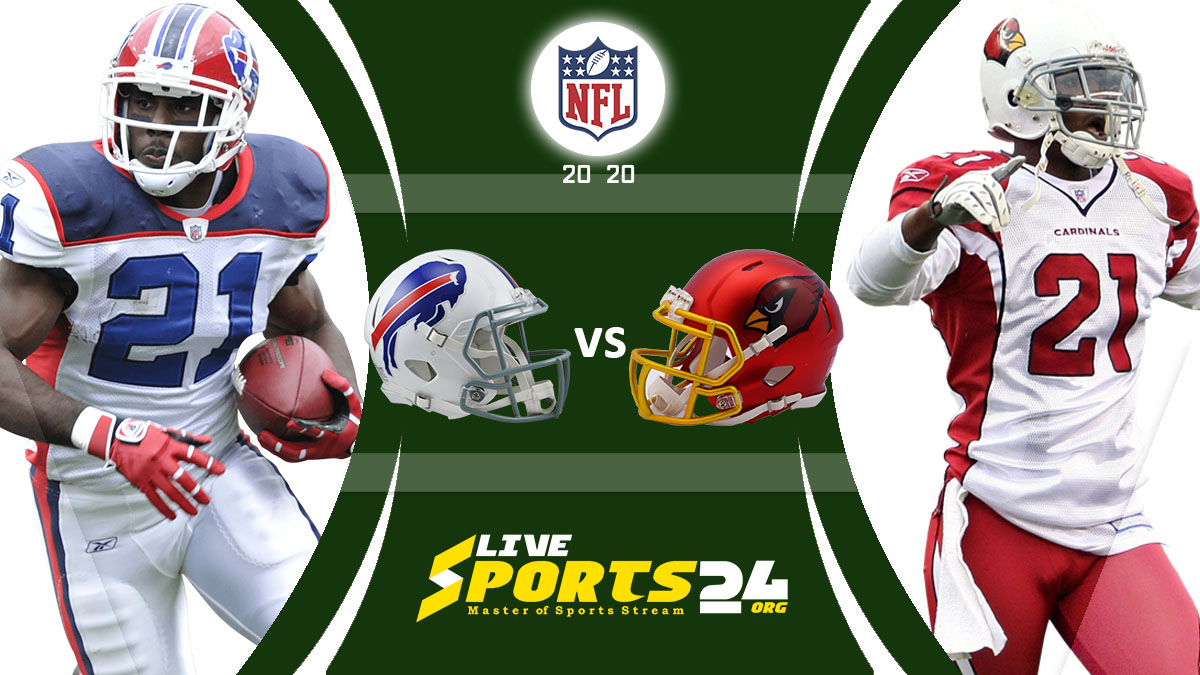 Bills vs Cardinals Live: How to watch Buffalo vs Arizona live Prediction & odds