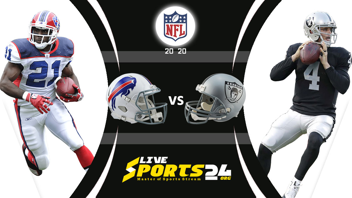 Bills vs Raiders Live: How to watch Buffalo vs Las Vegas live Prediction & odds