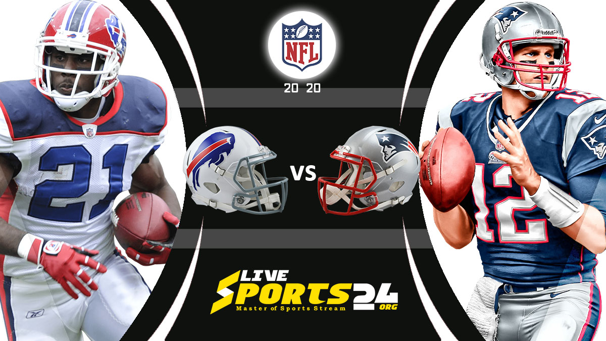 Bills vs Patriots Live: How to watch Buffalo vs New England live Prediction & odds