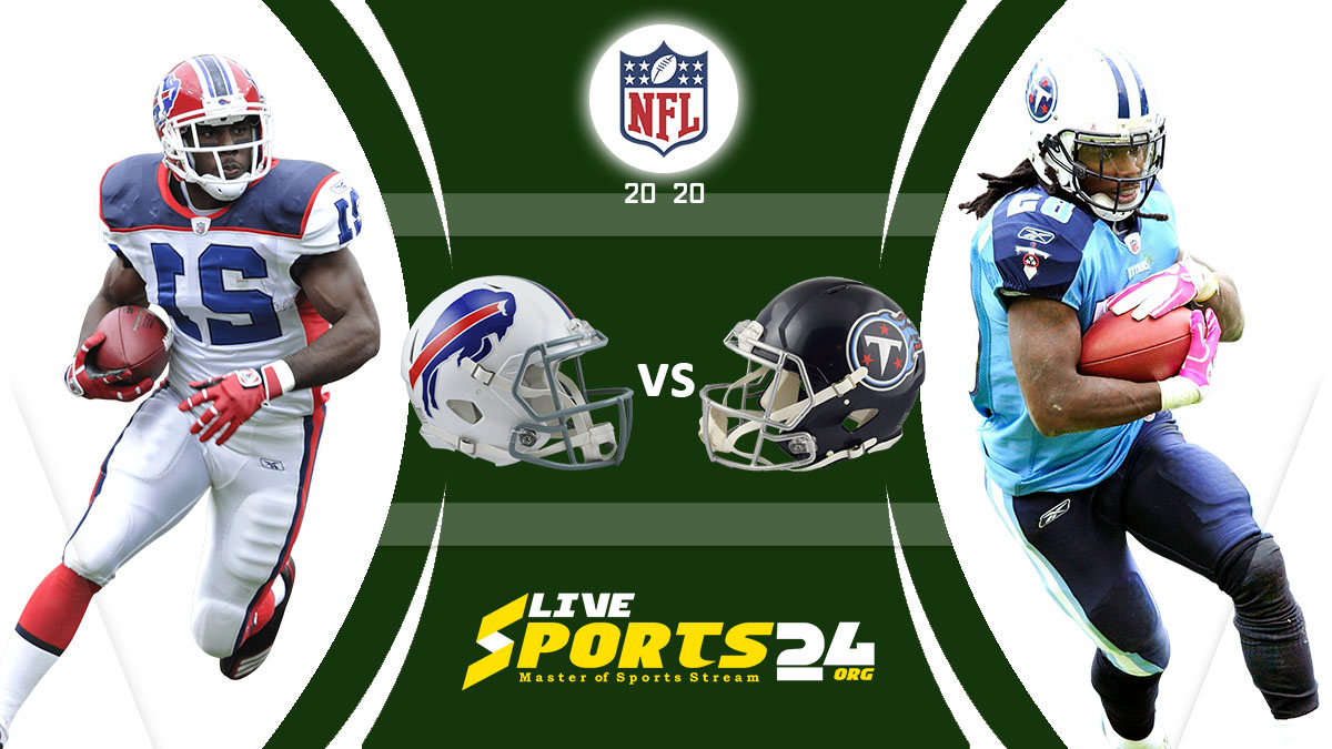 Bills vs Titans Live: How to watch Buffalo vs Tennessee live Prediction & odds