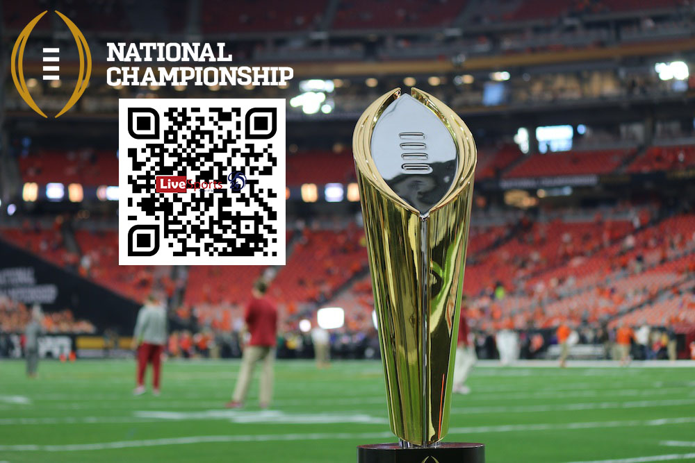 CFP National Championship Clemson vs LSU Live Stream