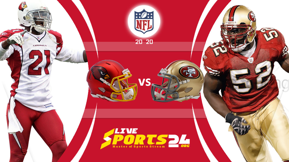 Cardinals vs 49ers Live: How to watch Arizona vs San Francisco live Prediction & odds