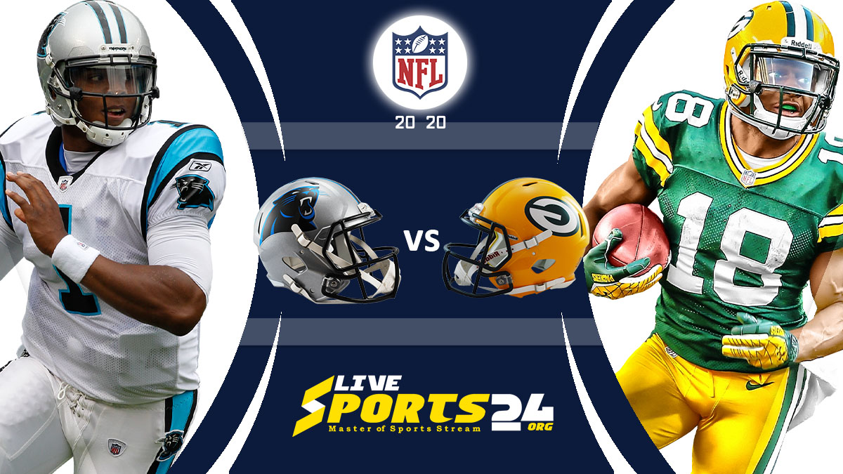 Panthers vs Packers Live: How to watch Carolina vs Green Bay live Prediction & odds