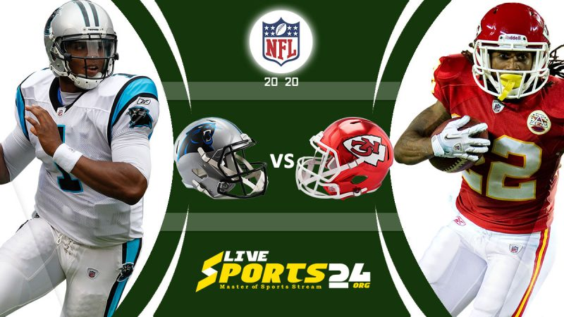 Panthers vs Chiefs live
