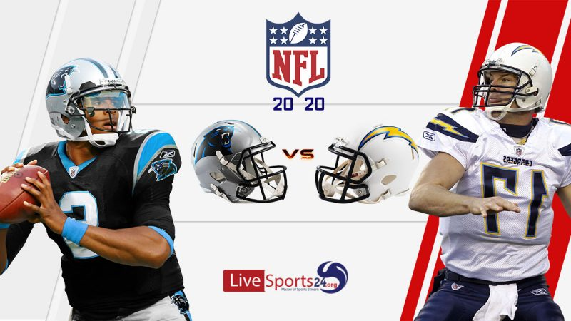 Panthers vs Chargers live