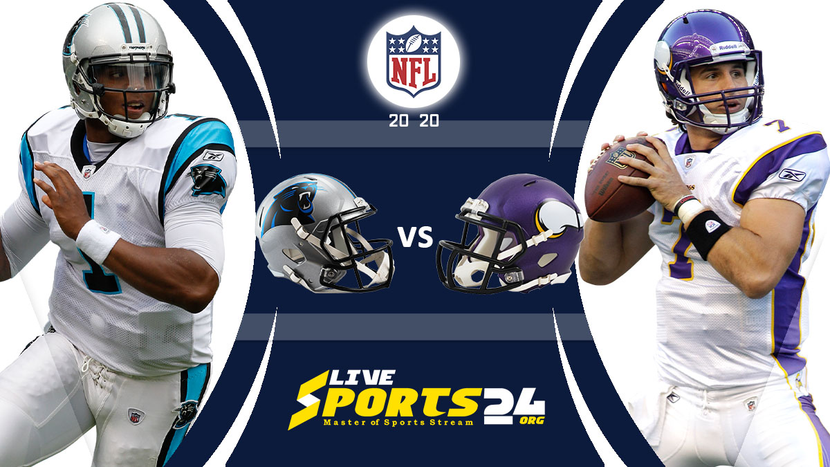 Panthers vs Vikings Live: How to watch Carolina vs Minnesota live Prediction & odds