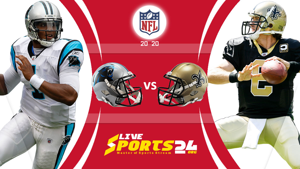 Panthers vs Saints Live: How to watch Carolina vs New Orleans live Prediction & odds