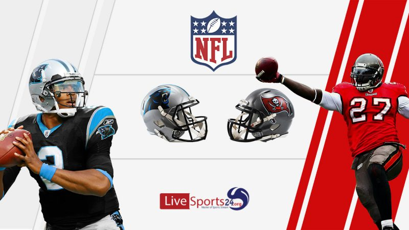Panthers vs Buccaneers live