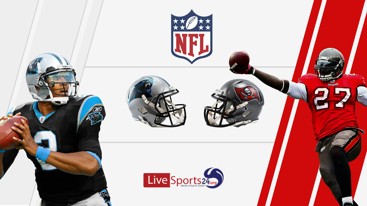 Panthers vs Buccaneers Live: How to watch Carolina vs Tampa Bay live Prediction & odds