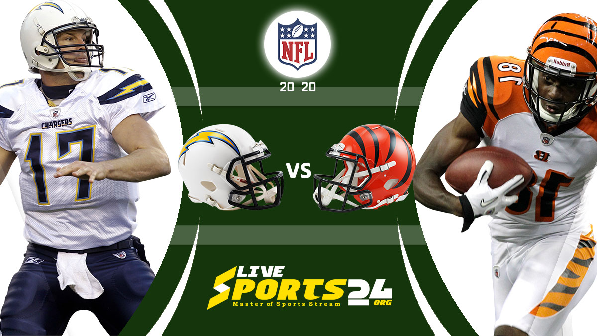 Chargers vs Bengals Live: How to watch Los Angeles vs Cincinnati live Prediction & odds