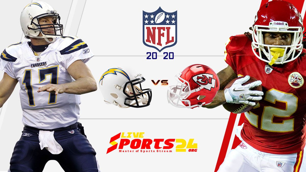 Los Angeles Chargers vs Kansas City Chiefs Live Stream