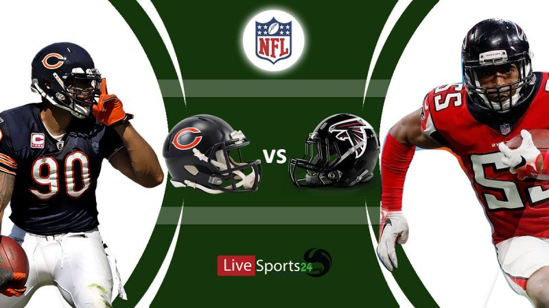 Bears vs Falcons live