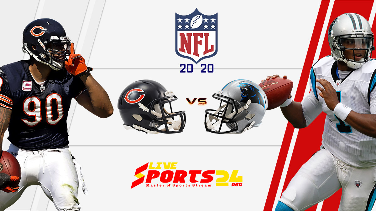 Bears vs Panthers Live: How to watch Chicago vs Carolina live Prediction & odds