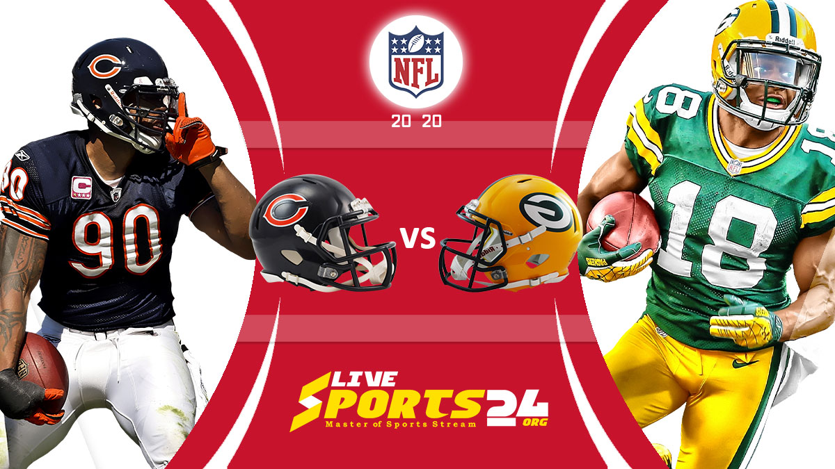 Bears vs Packers Live: How to watch Chicago vs Green Bay live Prediction & odds