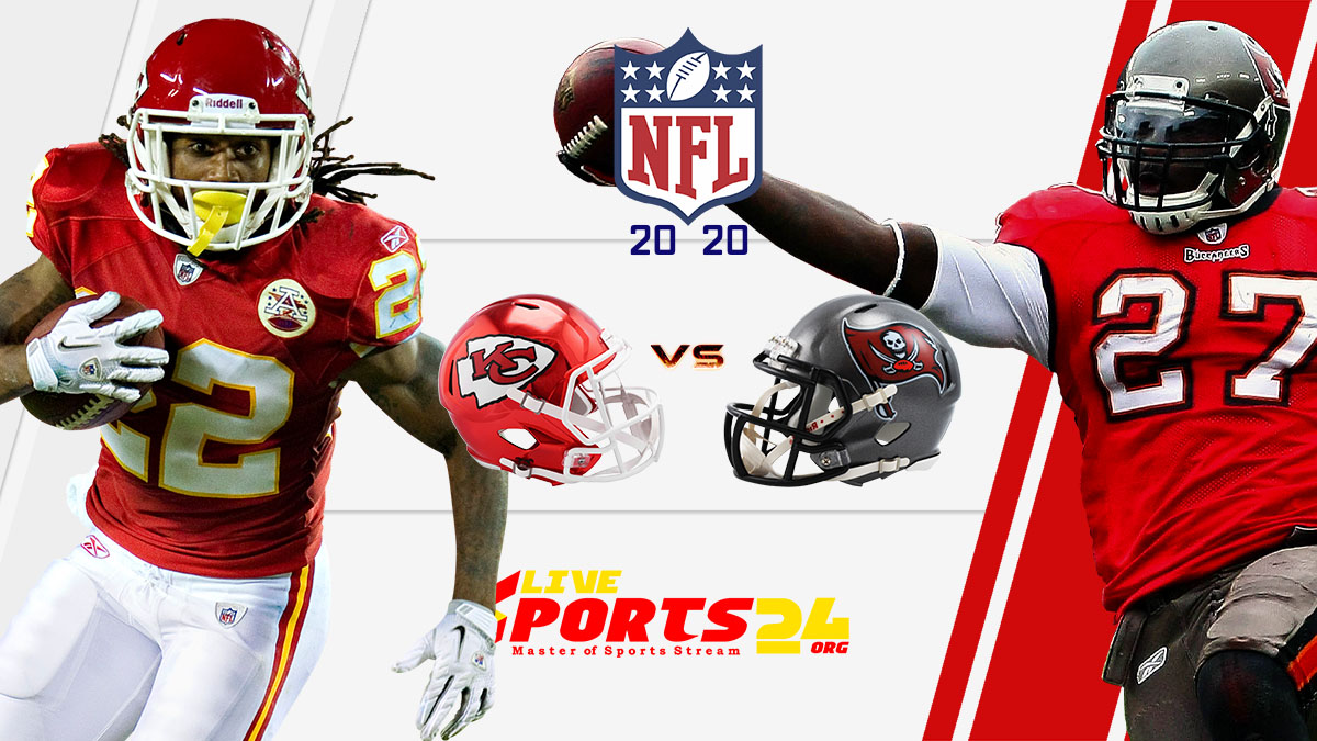 Chiefs vs Buccaneers live