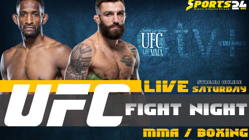 Watch UFC Chiesa vs Magny on Apple TV