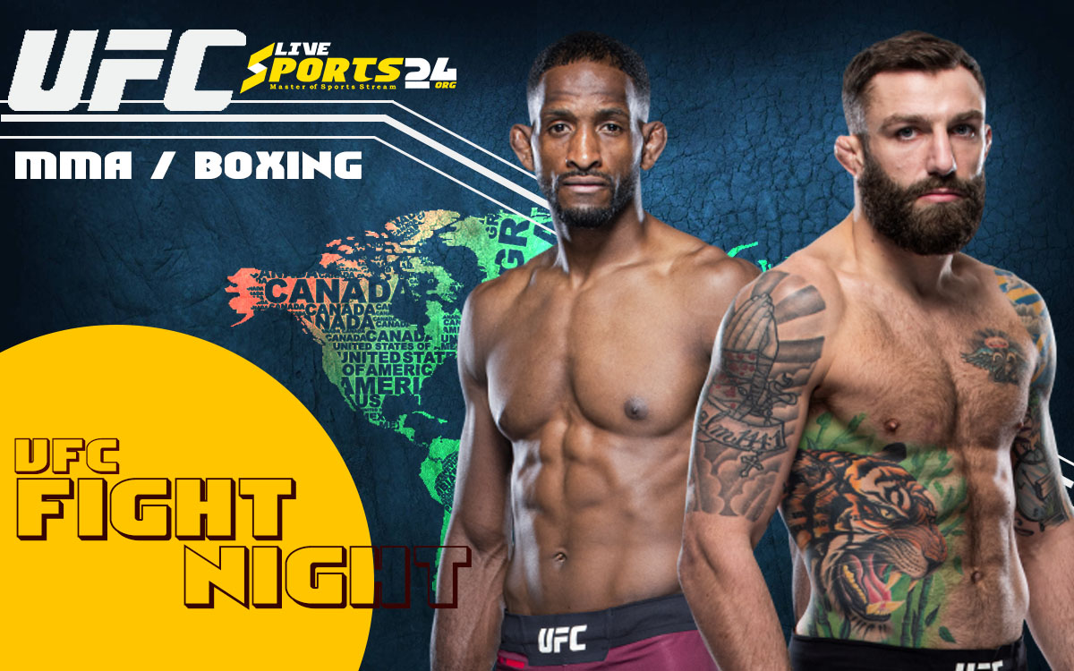 Watch UFC Chiesa vs Magny Live Chiesa vs Magny in More Affordable Way
