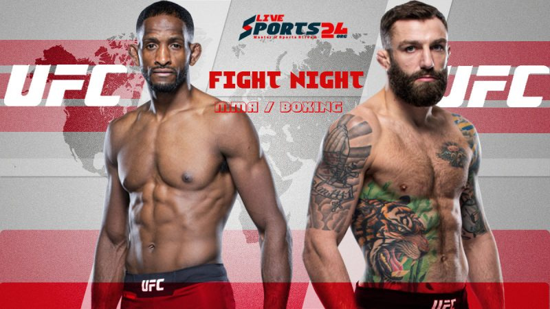 How Can UFC Chiesa vs Magny Live Stream Reddit, Facebook, Twitter, YouTube